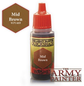 Warpaints: Mid Brown