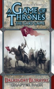 A Game of Thrones LCG: Dreadfort Betrayal