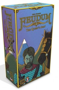 Feudum - The Queen's Army Expansion (edycja KS)