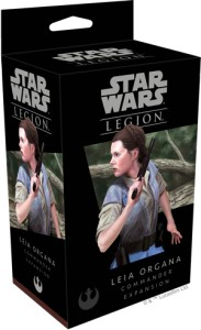 Star Wars: Legion - Leia Organa Commander Expansion