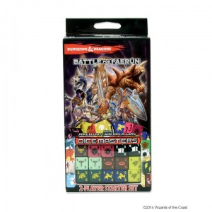 D&D Dice Masters: Battle for Faerun Starter Set