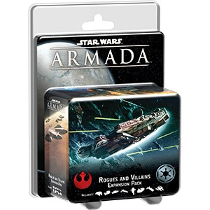 Star Wars: Armada – Rogues and Villains Expansion Pack