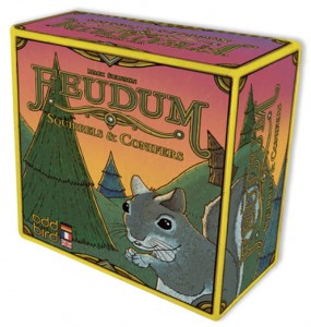 Feudum - Squirrels and Conifers Mini Expansion