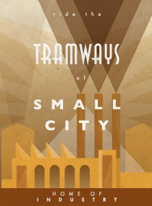 Tramways: The Industry of Small City