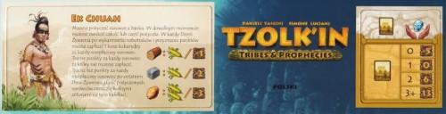 Tzolkin: Kalendarz Majów - Tribes & Prophecies: Ek Chuah (edycja polska)
