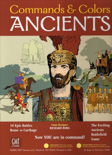 Commands & Colors: Ancients (6th printing)