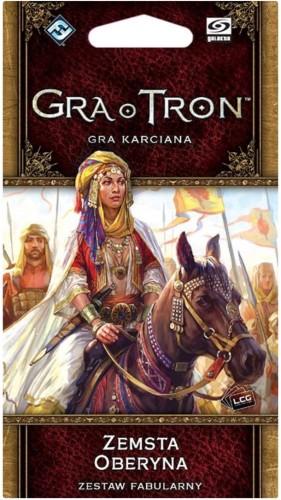 Gra o Tron: Gra karciana (druga edycja) Cykl Krew i Złoto Zemsta Oberyna