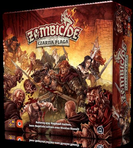 Zombicide: Czarna Plaga (edycja polska)