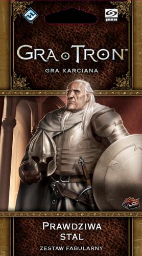 Gra o Tron: Gra karciana (druga edycja) Cykl Westeros Prawdziwa Stal