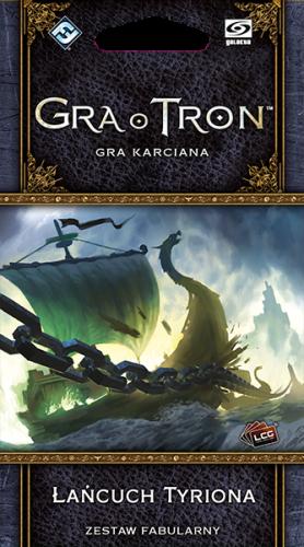 Gra o Tron: Gra karciana (druga edycja) Cykl Wojny Pięciu Królów Łańcuch Tyriona