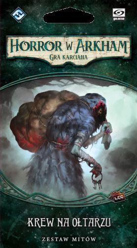 Horror w Arkham: Gra karciana - Zestaw Mitów - Krew na ołtarzu