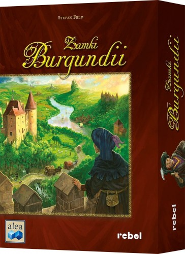 Zamki Burgundii (edycja polska)