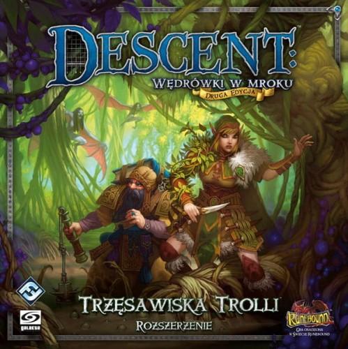 Descent: Wędrówki w Mroku - Trzęsawiska Trolli