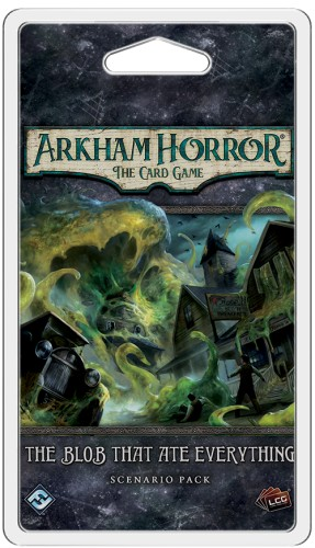 Arkham Horror: The Card Game The Blob That Ate Everything Scenario Pack