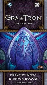 Gra o Tron: Gra karciana (druga edycja) Cykl Lot wron Przychylność Starych Bogów
