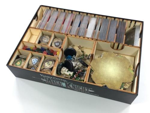 GeekMod - Drewniany insert pasujący do gry Mage Knight