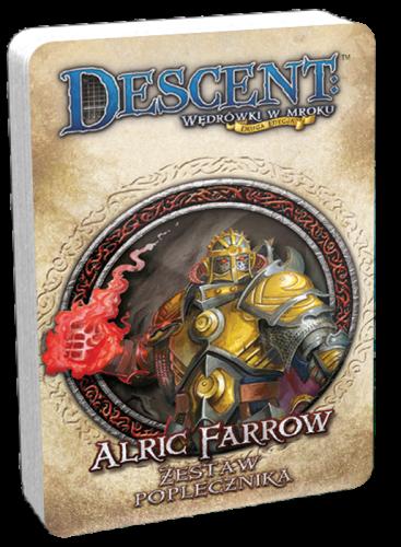 Descent: Wędrówki w Mroku - Alric Farrow- talia poplecznika