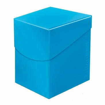 Pudełko na talie (Deck Box) - Eclipse Pro 100+ (Sky Blue)