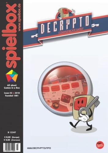 Spielbox 03/2018 - wyd. angielskie