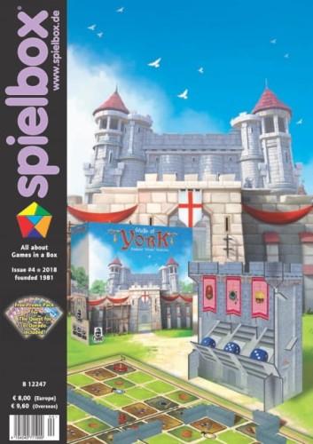 Spielbox 04/2018 - wyd. angielskie