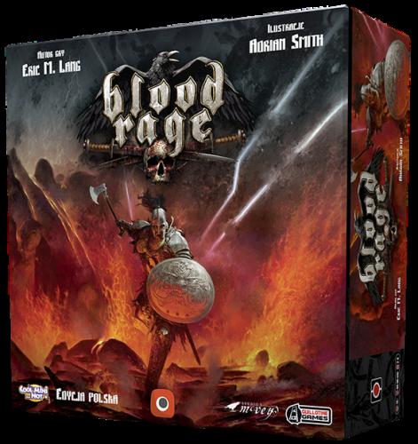 Blood Rage (edycja polska - drugie wydanie)