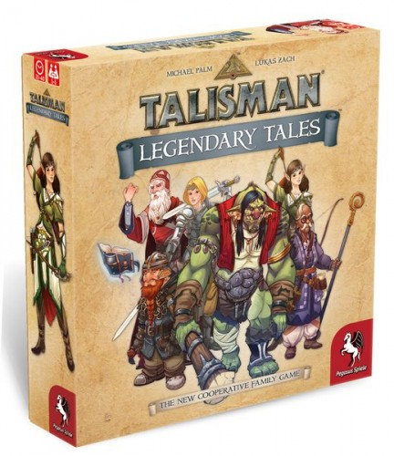 Talisman: Legendary Tales (plus promo)