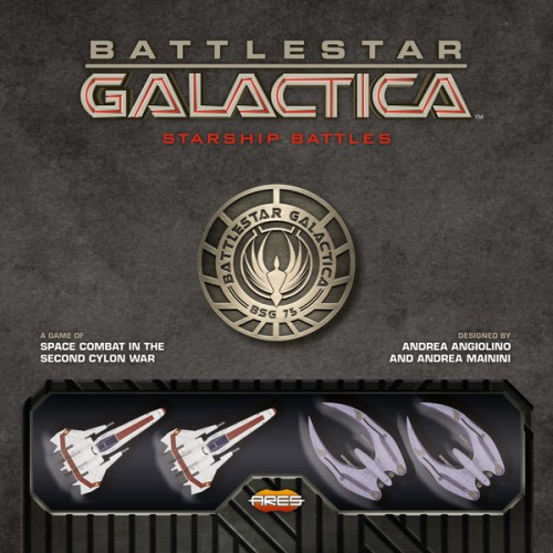 Battlestar Galactica: Starship Battles Starter Set