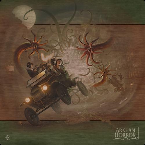 Arkham Horror Third Edition: Deluxe Gamemat