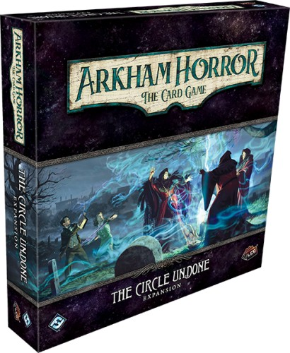 Arkham Horror: The Card Game The Circle Undone