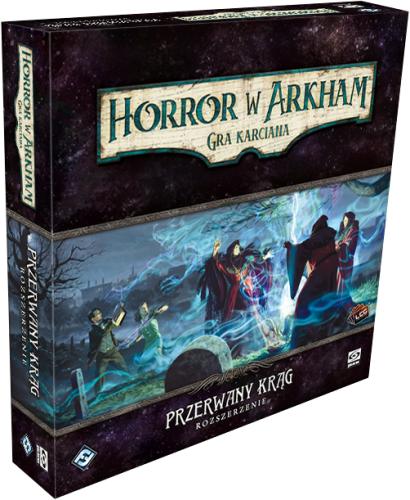 Arkham Horror: Gra karciana Przerwany krąg