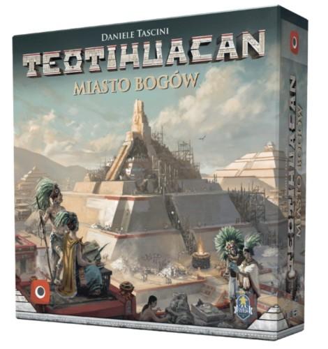Teotihuacan: Miasto Bogów (edycja polska)