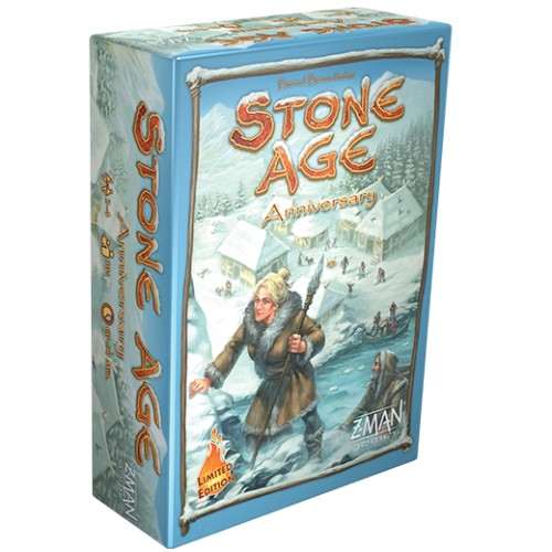 Stone Age: Limited Anniversary edition