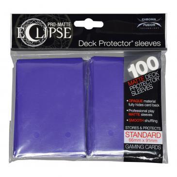 Koszulki Ultra-Pro Pro-Matte Eclipse (Royal purple) - 100szt.