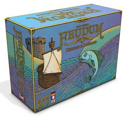 Feudum: Rudders and Ramparts (Kickstarter edition)