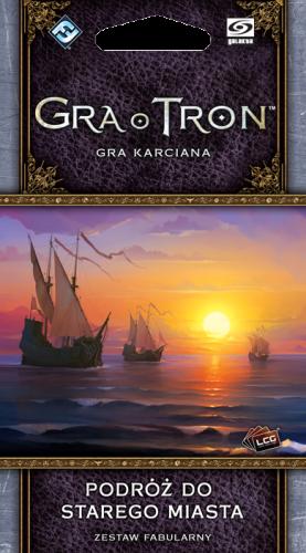 Gra o Tron: Gra karciana (druga edycja) Cykl Lot wron Podróż do Starego Miasta