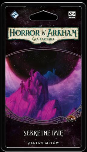 Horror w Arkham: Gra karciana - Cykl Przerwany Krąg - Sekretne imię