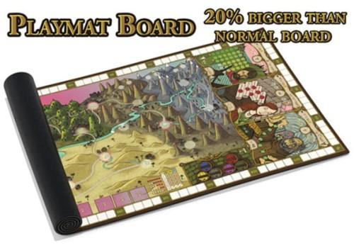 Feudum - Neoprene Playmat Board