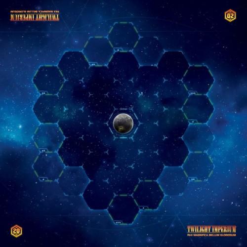 Twilight Imperium Galactic Gamemat