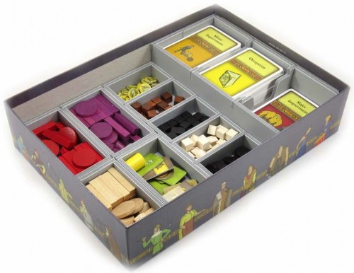 Folded Space - Insert Compatible with Agricola