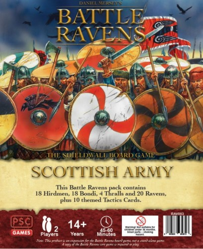 Battle Ravens: Scottish Army Pack
