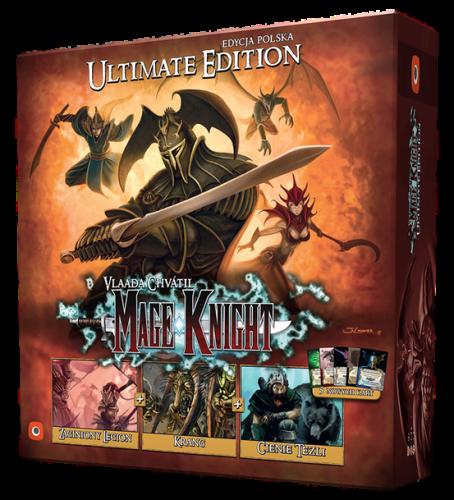 Mage Knight Ultimate (edycja polska)