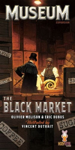 Museum: The Black Market expansion