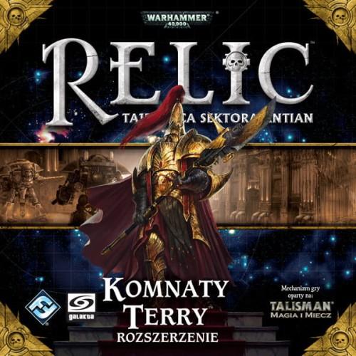Relic: Komnaty Terry