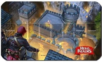 Mata do gry - Hero Realms Brandbombe