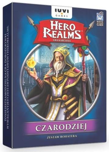 Hero Realms - Zestaw bohatera - Czarodziej