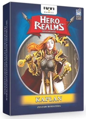 Hero Realms - Zestaw bohatera - Kapłan