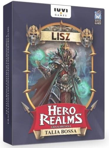 Hero Realms - Zestaw bohatera - Lisz