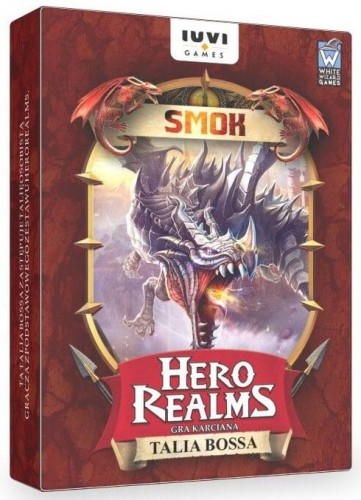 Hero Realms - Zestaw bohatera - Smok