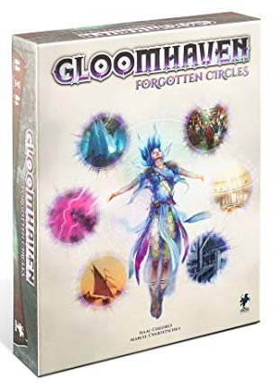 Gloomhaven: Forgotten Circles expansion