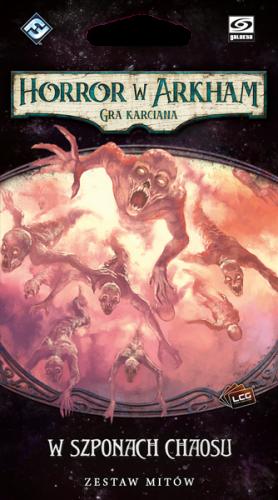 Horror w Arkham: Gra karciana - Cykl Przerwany Krąg - W szponach chaosu